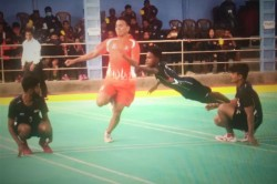 Indian Kho Kho Team Enter Semi Finals At The 13th South Asian Games