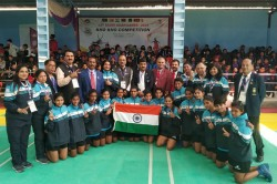 South Asian Games 2019 Golden Finish As India Bag Two Golds In Kho Kho