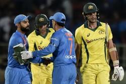India Australia England Plan To Stage Four Nation Quadrangular Series From