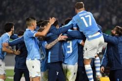 Lazio 3 1 Juventus Sarri Suffers First Defeat Serie A