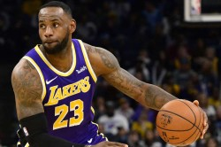 Nba Wrap Up Lebron S Lakers Snap Skid Jazz Upstage Clippers