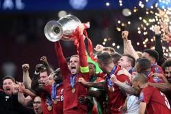 Champions League Last 16 Draw In Full