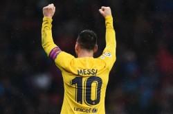 Ballon Dor Metropolitano Masterclass Lionel Messi Remains Cut Above