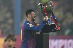 Ballon Dor Lionel Messi Record Breaking Six Gongs Numbers