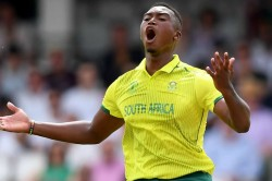 Lungi Ngidi To Miss Boxing Day Test South Africa England