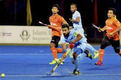 India Captain Manpreet Singh Says Team S Consistency Will Be Tested Fih Pro League