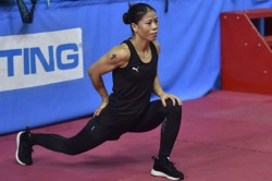 Mary Kom Set To Pack A Punch With Hepatitis Awareness Campaign