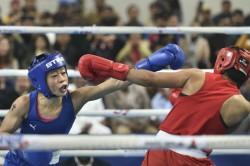 Mary Kom Defeats Nikhat Zareen Represent India Tokyo Olympics Qualifiers