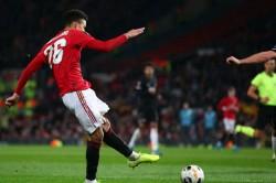 Manchester United 4 0 Az Mason Greenwood Europa League