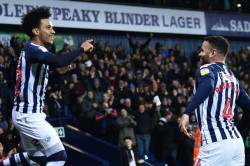 West Brom 5 1 Swansea City Baggies Back On Top After Biggest Win Of Bilic Reign
