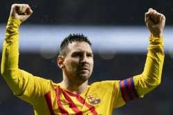 Yet Another Feather In Lionel Messi S Cap
