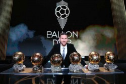 Lionel Messi Wins Record Sixth Ballon D Or