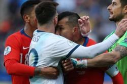 Argentina Chile 2020 Copa America Opener