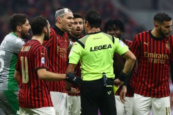 Milan 0 0 Sassuolo Var Denies Rossoneri In San Siro Stalemate