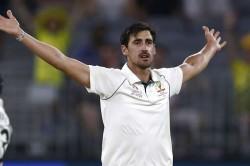 Australia Vs New Zealand 1st Test Starc Stars For Depleted Australia Attack As Black Caps Crumble