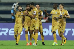 Isl 2019 20 Bengaluru Fc Vs Mumbai City Fc Mumbai End Bengaluru S Unbeaten Run Five Goal Spectacle