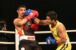 Big Bout Indian Boxing League Odisha Warriors Scent Maiden Victory Brawlers