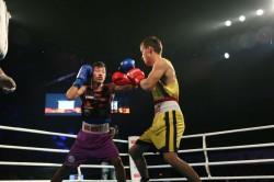 Big Bout Indian Boxing League Lapitov Indiscretion Costs Odisha Warriors Against Ne Rhinos