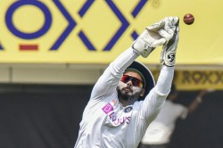 Rishabh Pant Has Flawed Technique Even Scared To Hold The Ball Farokh Engineer