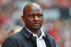 Patrick Vieira Rejects Arsenal Rumours Nice