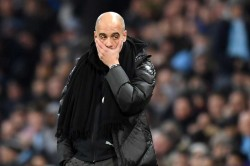 Man City Face Daunting Real Madrid Champions League Last 16 Tie