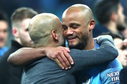 Pep Guardiola Tried Convince Vincent Kompany Stay Manchester City