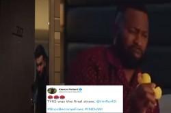 India Vs West Indies Rohit Sharma Takes His Revenge On Kieron Pollard In Latest Video