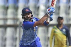 Ranji Trophy Shaw Rahane Hit Half Centuries As Mumbai Score 362