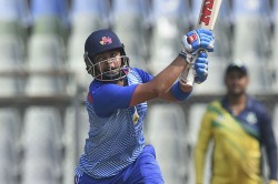 Ranji Trophy Prithvi Shaw Slams 200 As Mumbai In Total Command Against Baroda