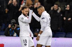 Neymar Stars Paris Saint Germain Thrash Galatasaray Champions League