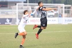 Hero I League 2019 20 Dicka Fires Late As Punjab Edge Past Indian Arrows In Ludhiana