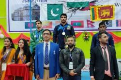 South Asian Games Sakshi Malik And Ravinder Led India Win Four More Gold Medals