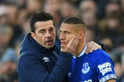 Richarlison Thanks Marco Silva After Everton Sacking