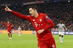 Champions League Opta Numbers Robert Lewandowski Cristiano Ronaldo Bayern Munich