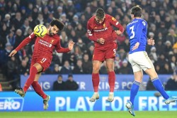 Premier League Leicester City 0 4 Liverpool Firmino At The Double As Reds Go 13 Points