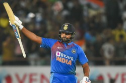 India Vs West Indies Rohit Sharma Becomes Fastest To Hit 400 International Sixes