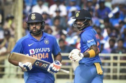 India West Indies Rohit Sharma Kl Rahul Centuries Kuldeep Yadav Hat Trick