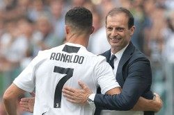 Massimiliano Allegri Dont Teach World Class Players Cristiano Ronaldo Juventus