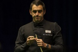 Snooker Star O Sullivan Refuses To Shake Hands Over Germ Fears