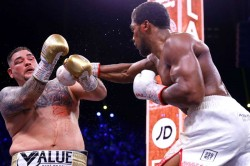 Anthony Joshua Beats Andy Ruiz Jr Points Heavyweight Rematch Saudi Arabia