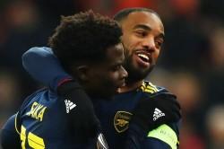 Arsenal Freddie Ljungberg Excited Bukayo Saka Europa League Standard Liege