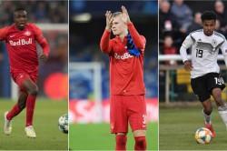 Erling Haaland Signs Borussia Dortmund Next Big Talents On Salzburg Production Line