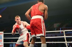Big Bout Indian Boxing League Chirag Forrest Mastermind Gujarat Giants Entry Into Final