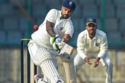 Ranji Trophy In English Conditions Dhawan Tweaks His Game To Score Unbeaten