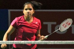 South Asian Games 2019 Sikki Reddy Meghana Jakkampudi Gayatri Gopichand Enter Quarters