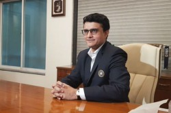 You Can T Go Beyond Tenures Sourav Ganguly On Selection Panel Members