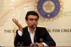 Dravid Ganguly Discuss Matters Related To Nca