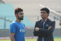 Have Some Thoughts For T20 World Cup Will Discuss With Kohli And Shastri Ganguly