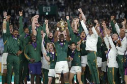 Rugby Union In 2019 De Klerk Guides Springboks Japan Exceed Expectations