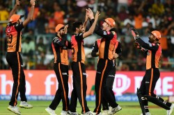 Ipl 2020 Final List Of Sunrisers Hyderabad Squad After Players Auction